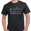 Queen - Freddies Vocal Range - T-Shirt-4185