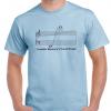 Queen - Freddies Vocal Range - T-Shirt-4183
