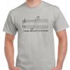 Queen - Freddies Vocal Range - T-Shirt-4184