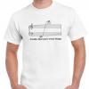 Queen - Freddies Vocal Range - T-Shirt-0