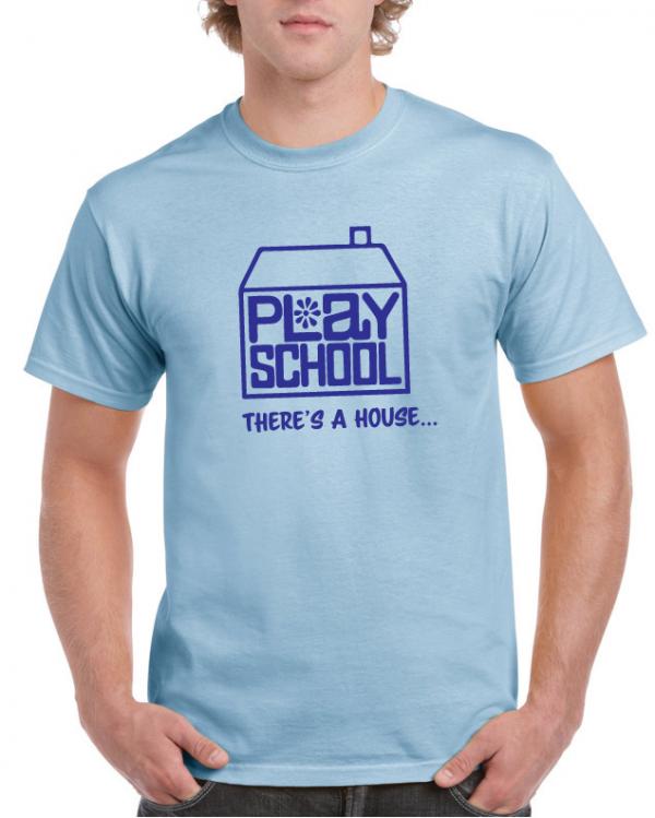 Playschool – T-Shirt