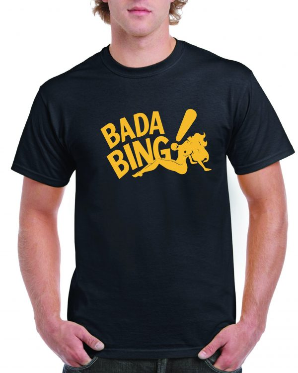 The Sopranos Badabing T Shirt