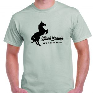 Black Beauty T Shirt-0