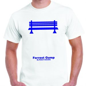Forrest Gump T Shirt-0