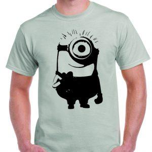 Minions T Shirt-0