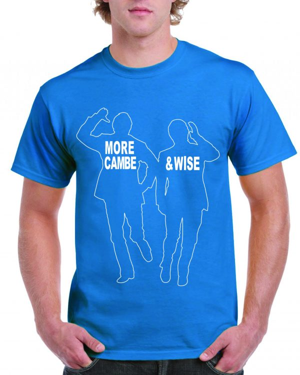 Morecombe & Wise Classic TV pose T Shirt