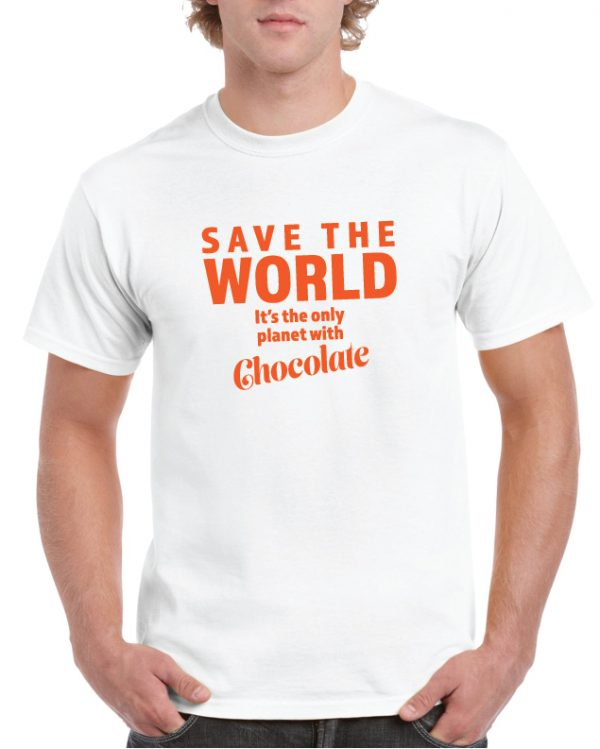 Save The World T Shirt