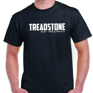 Treadstone Ex-Recruit T Shirt-0