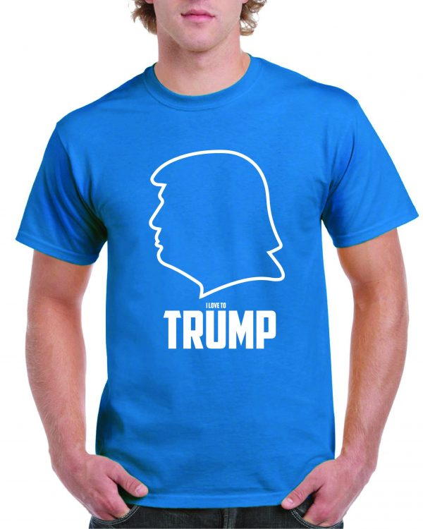 I Like to Trump T Shirt