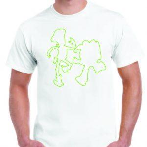 Woody & Buzz T Shirt-0