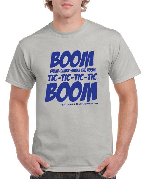 DJ Jazzy Jeff & The Fresh Prince – Boom T Shirt