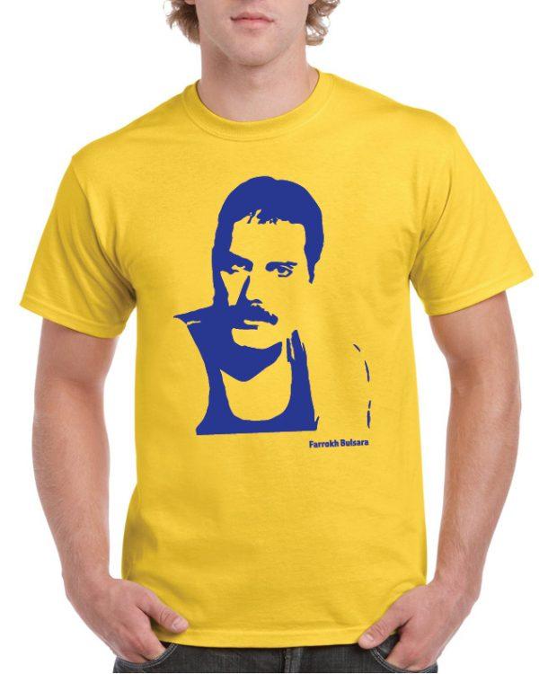Queen – Farrokh Bulsara (Freddie Mercury)