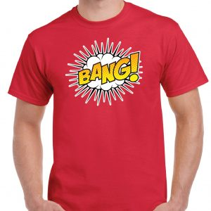 Bang Fantastic Retro T Shirt-0