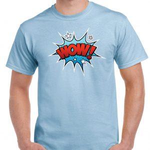 WOW T Shirt-0