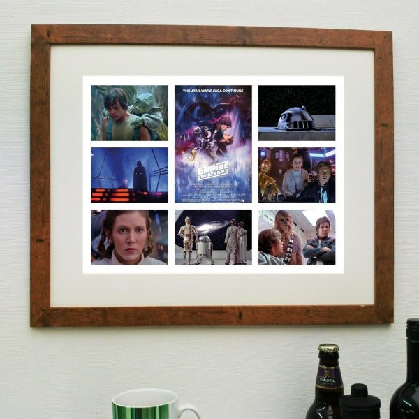 Star Wars: Episode V – The Empire Strikes Back Film Scene'it Poster