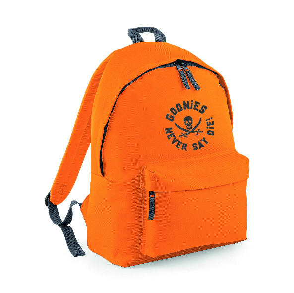The Goonies Backpack INCLUDING FREE DELIVERY