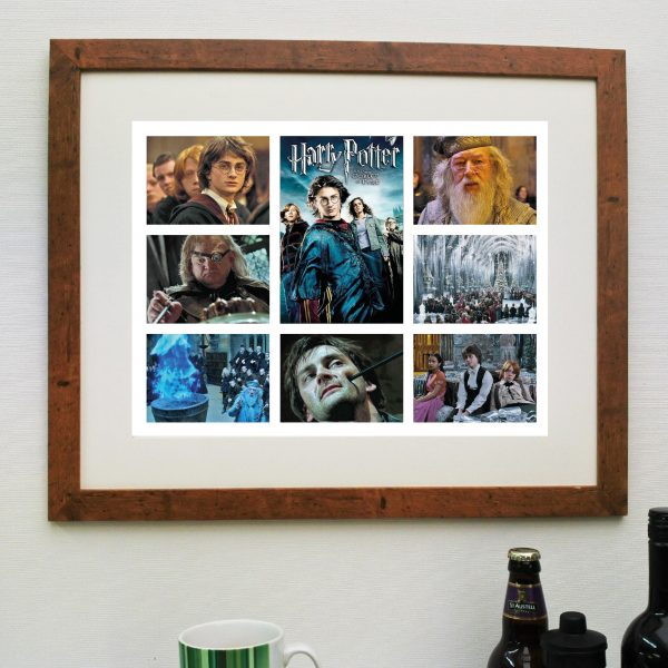 Harry Potter Goblet of Fire Scene'it Movie poster