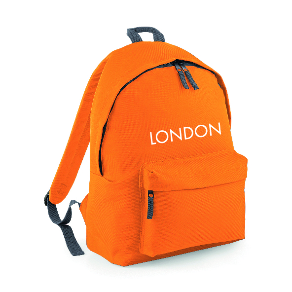 London Backpack INCLUDING FREE DELIVERY