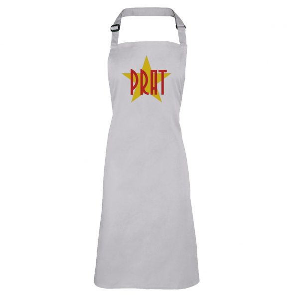 Pret/Prat Inspired Funny Apron INCLUDING FREE DELIVERY