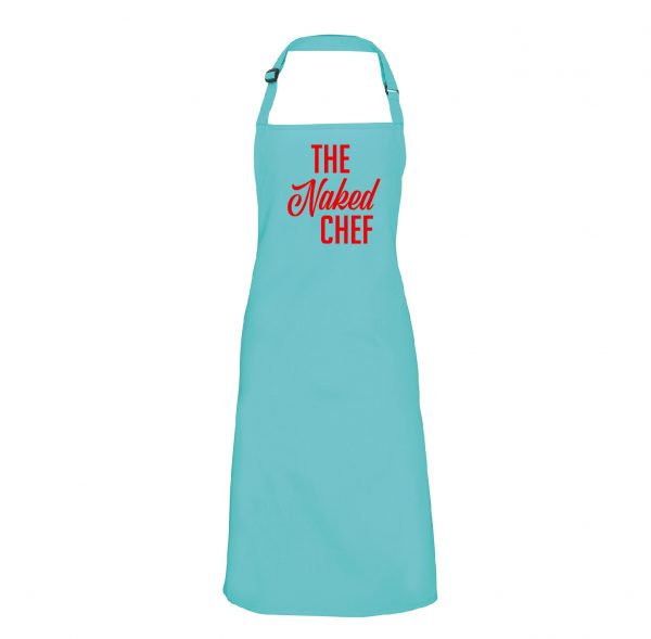The Naked Chef inspired Apron INCLUDING FREE DELIVERY