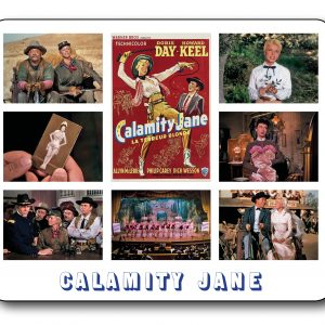 Calamity Jane Fantastic Movie Scene Mousemat INCLUDING FREE DELIVERY-0
