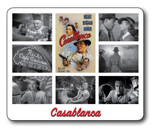 Casablanca Classic Movie Movie Scene Mousemat