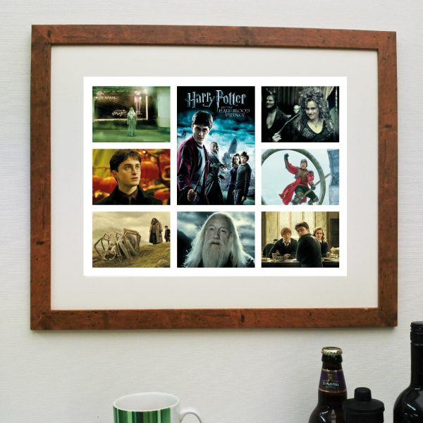 Harry Potter and The Half Blood Prince Scene'it Movie Poster