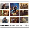 Star Wars Attack of the Clones Fantastic Movie Scene Mousemat-0