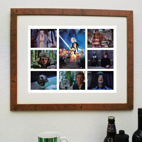 Star wars – Return of the Jedi Scene'it Movie Poster