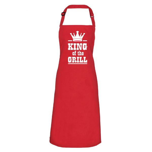 King Gary – King of the Grill Apron
