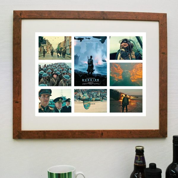 Dunkirk Movie Scene'it Poster including Free Delivery