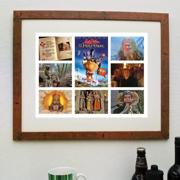 Monty Python & The Holy Grail Movie – Scene'it Poster