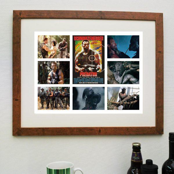 Predator Movie – Scene'it Poster inc Free Delivery