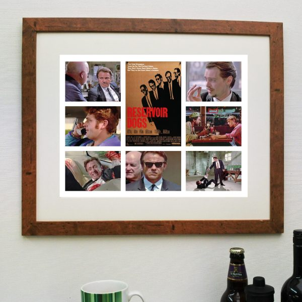Reservoir Dogs Movie – Scene'it Poster inc Free Delivery