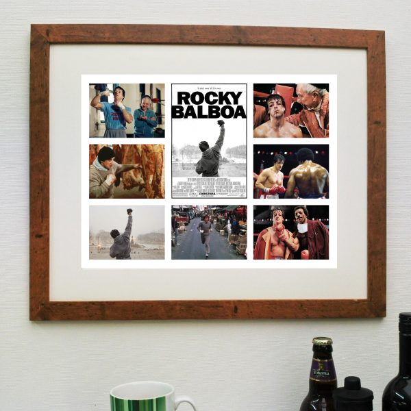 Rocky Movie – Scene'it Poster inc Free Delivery