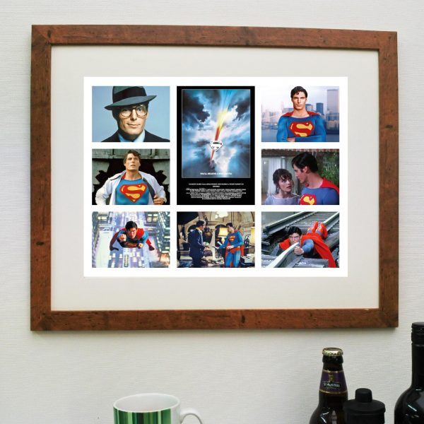 Superman Movie – Scene'it Poster inc Free Delivery