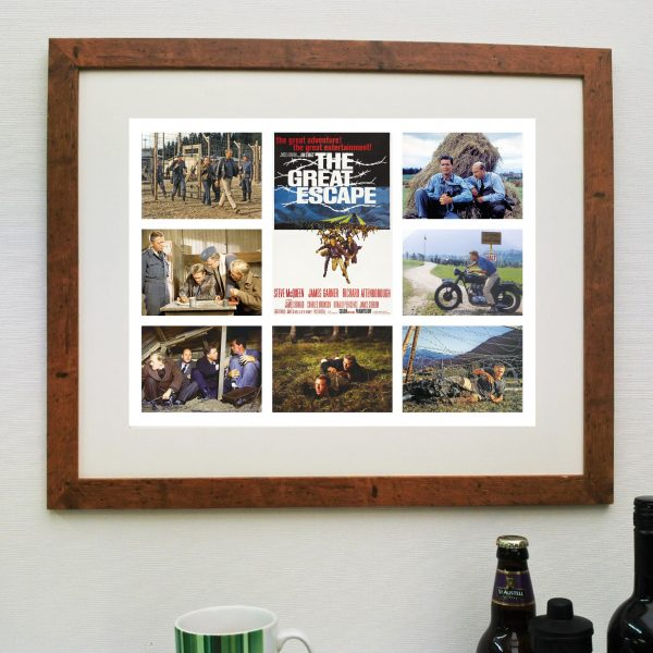 The Great Escape Movie – Scene'it Poster inc free delivery