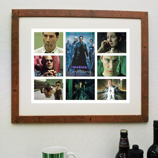The Matrix Movie – Scene'it Poster inc free delivery