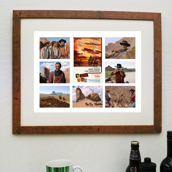 The Searchers Movie – Scene'it Poster inc free delivery