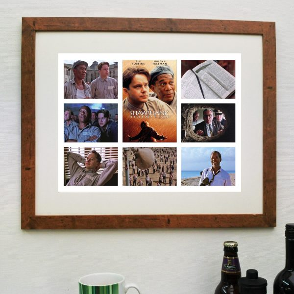 The Shawshank Redemption Movie – Scene'it Poster inc free delivery