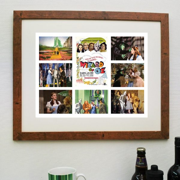 The Wizard of Oz Movie – Scene'it Poster inc free delivery