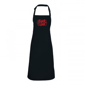 Fathers Day Super Duper BBQ Apron gift Inc FREE DELIVERY-0