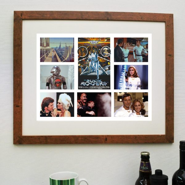 Buck Rogers Movie – Scene'it Poster inc FREE DELIVERY