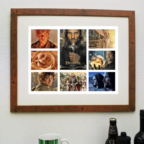 Lord of the Rings – Return of the King –  Scene'it Movie print. inc Free Delivery