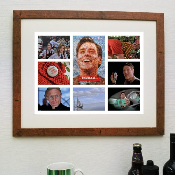 The Truman Show – Scene'it Movie Print – inc Free Delivery