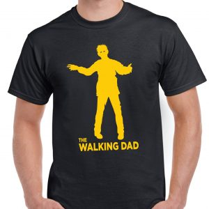 The Walking Dad - Fantastic T-shirt inc Free Delivery-0