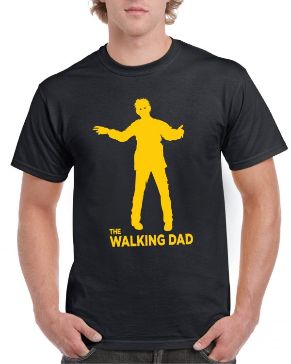 The Walking Dad – Fantastic T-shirt inc Free Delivery