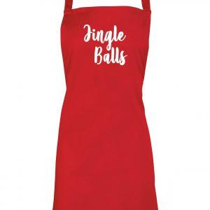 Jingle Balls - Christmas Apron