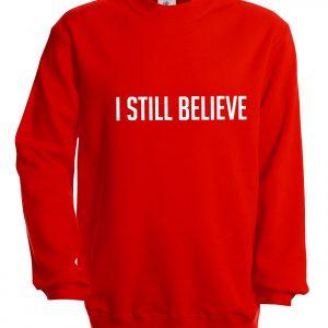 I Still Believe - Christmas Sweat