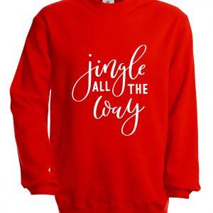 Jingle All the Way - Christmas Sweat